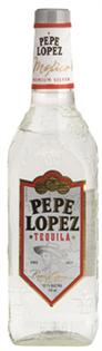 Pepe Lopez Tequila Silver 750ml